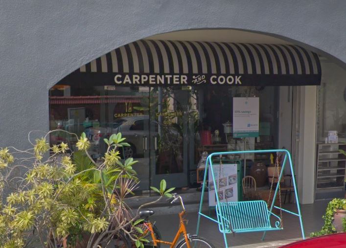 Carpenter and Cook Restaurant Near Verdale